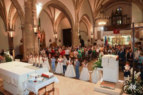 comuniones Sta. María 12 Junio