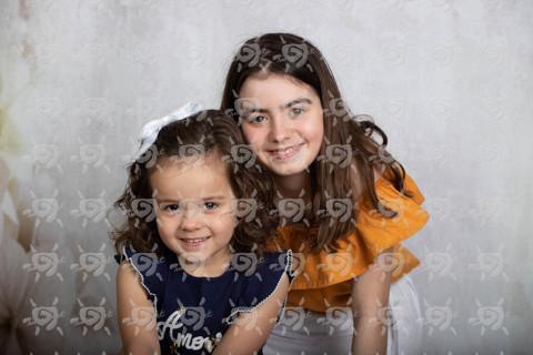 Pilar y Nayra