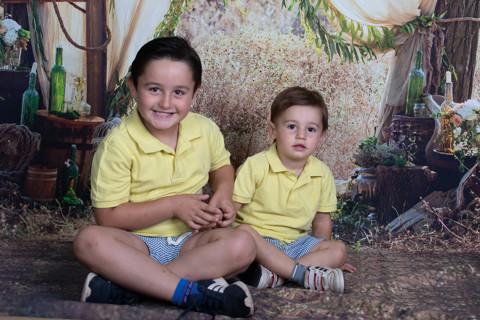 Gustavo y Alejandro
